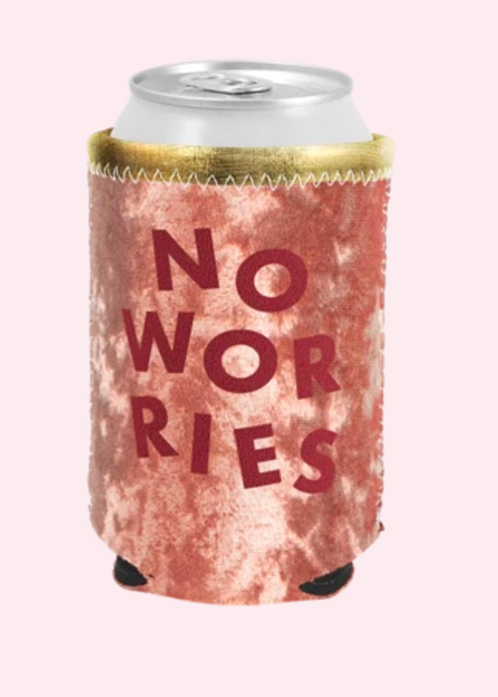 No Worries Can Cooler