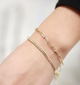 Erin McDermott Trunk Show N8 Snake Bracelet