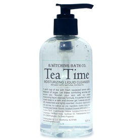 Tea Time  Moisturizing Liquid Cleanser