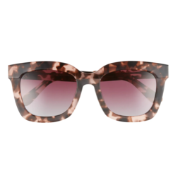 DIFF Carson Tort Red Lens