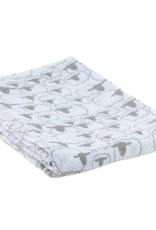 Lamb Swaddle Blanket