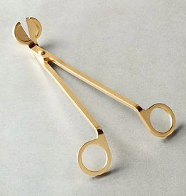 Rewind Brushed Gold Wick Trimmers