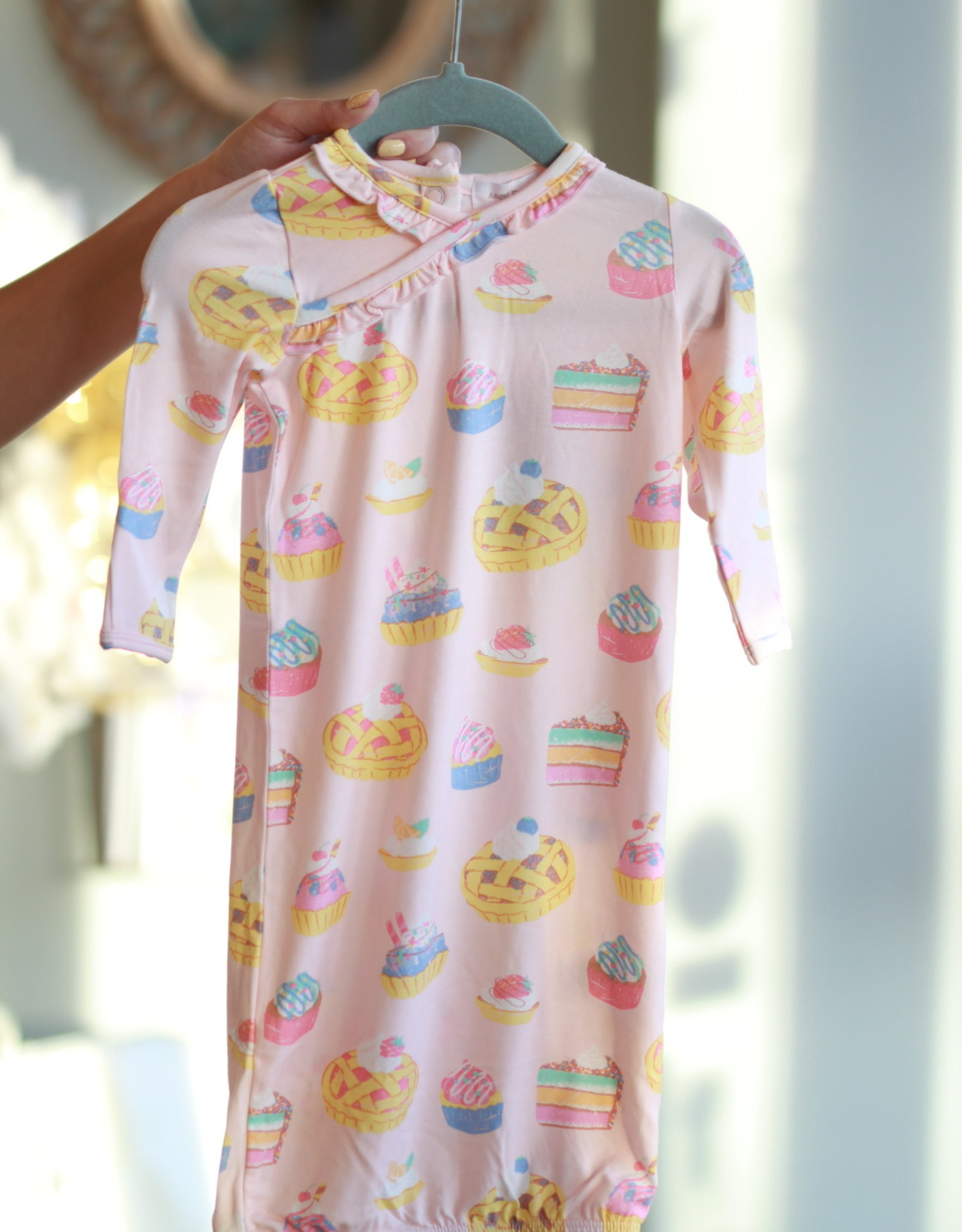 Sweetie Pies Gown 0-3m