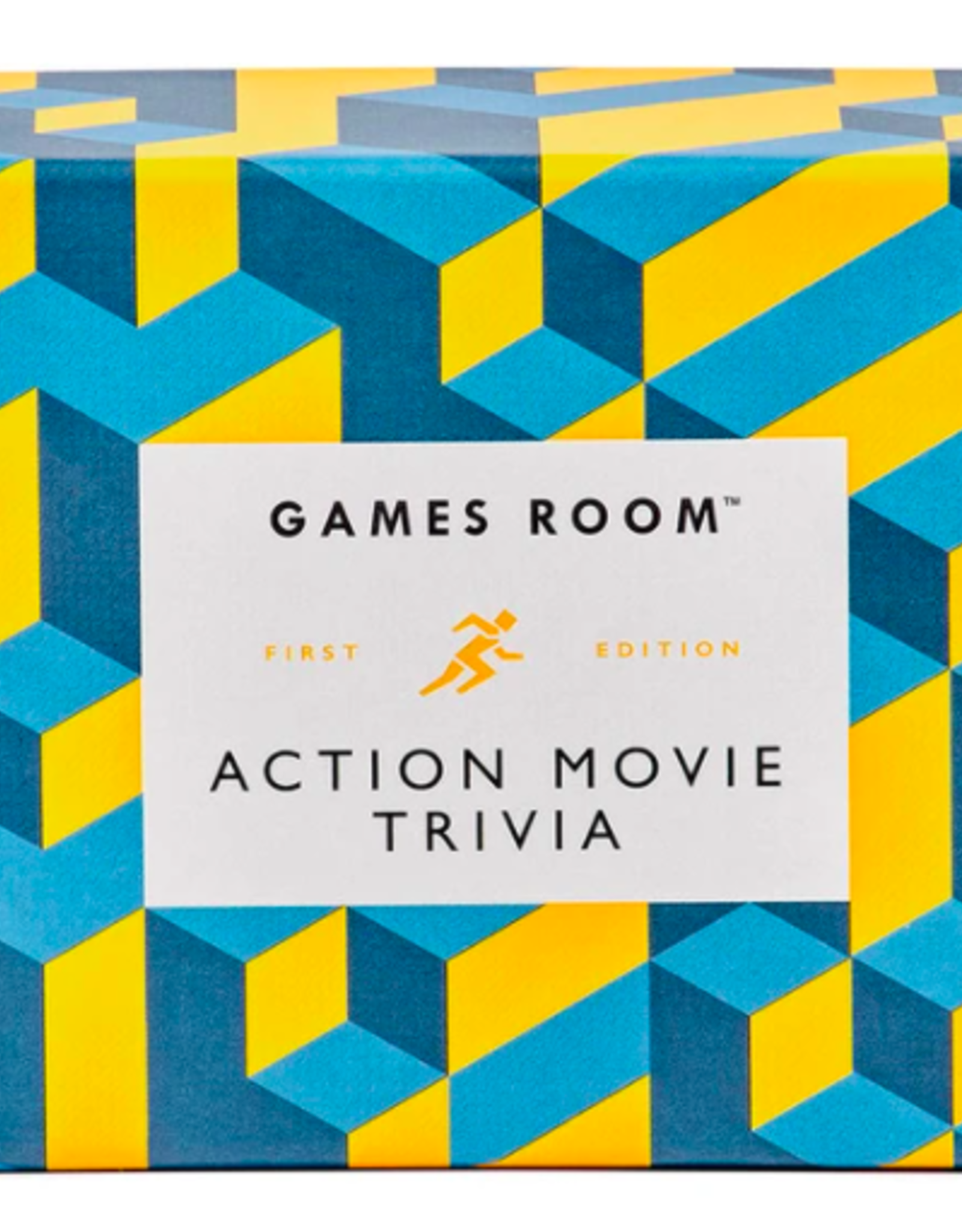 Action Movie Trivia Card Game