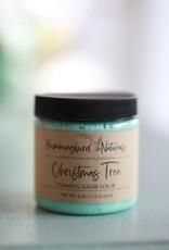 Hummingbird Naturals Christmas Tree 4oz Scrub