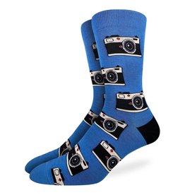 Good Luck Sock Camera Socks
