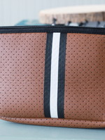 Erin Cosmetic Case Brown