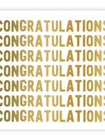 Congratulations Napkin