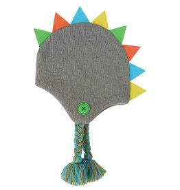 Knit Dinosaur Hat