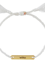 Wifey Bracelet