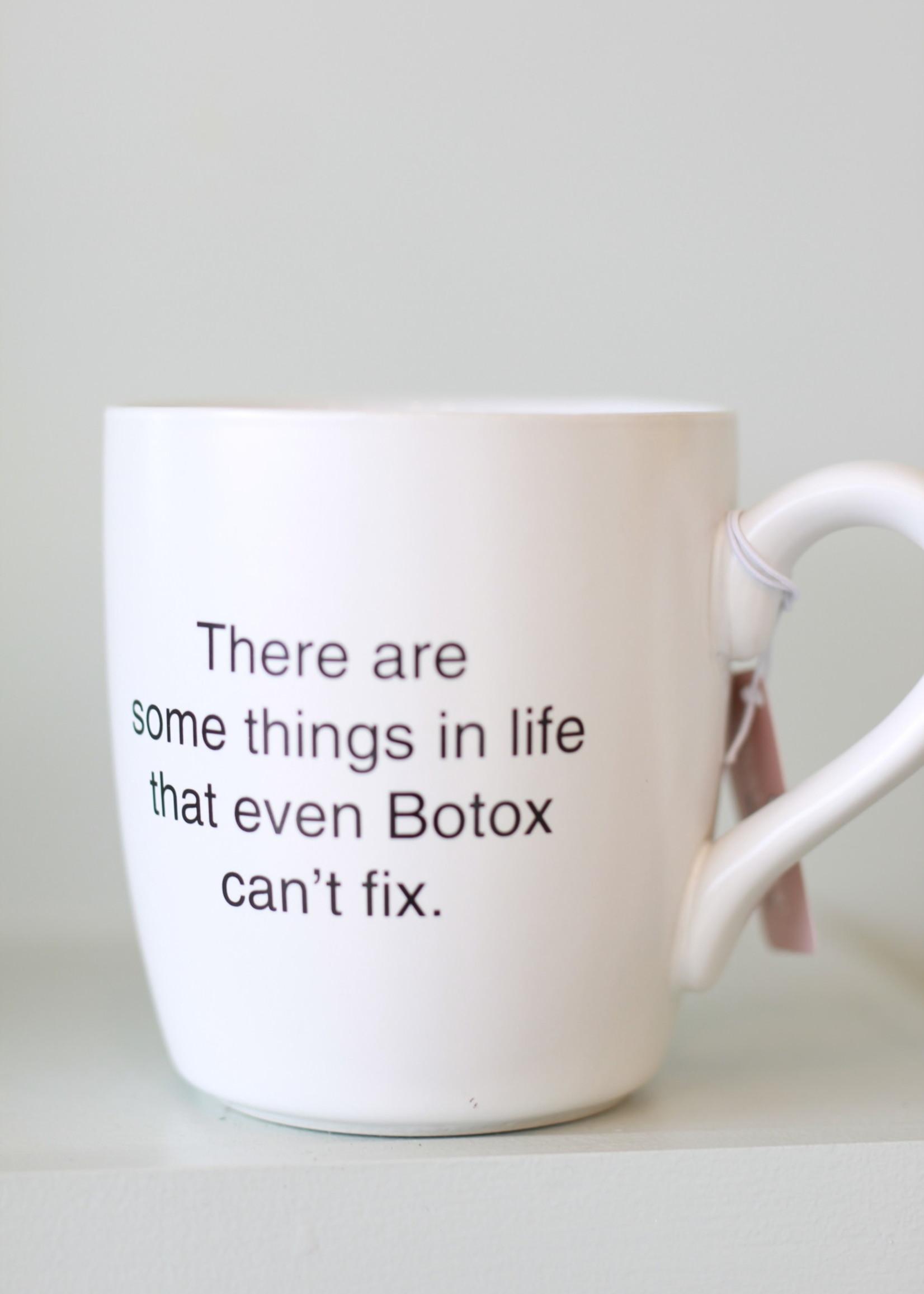 Botox Pink Mug