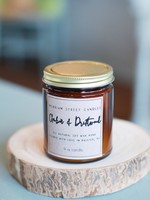 Merriam Street Candles Merriam Street Candles Amber and Driftwood
