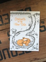 Frog and Toad Congrats On The New Digs Card