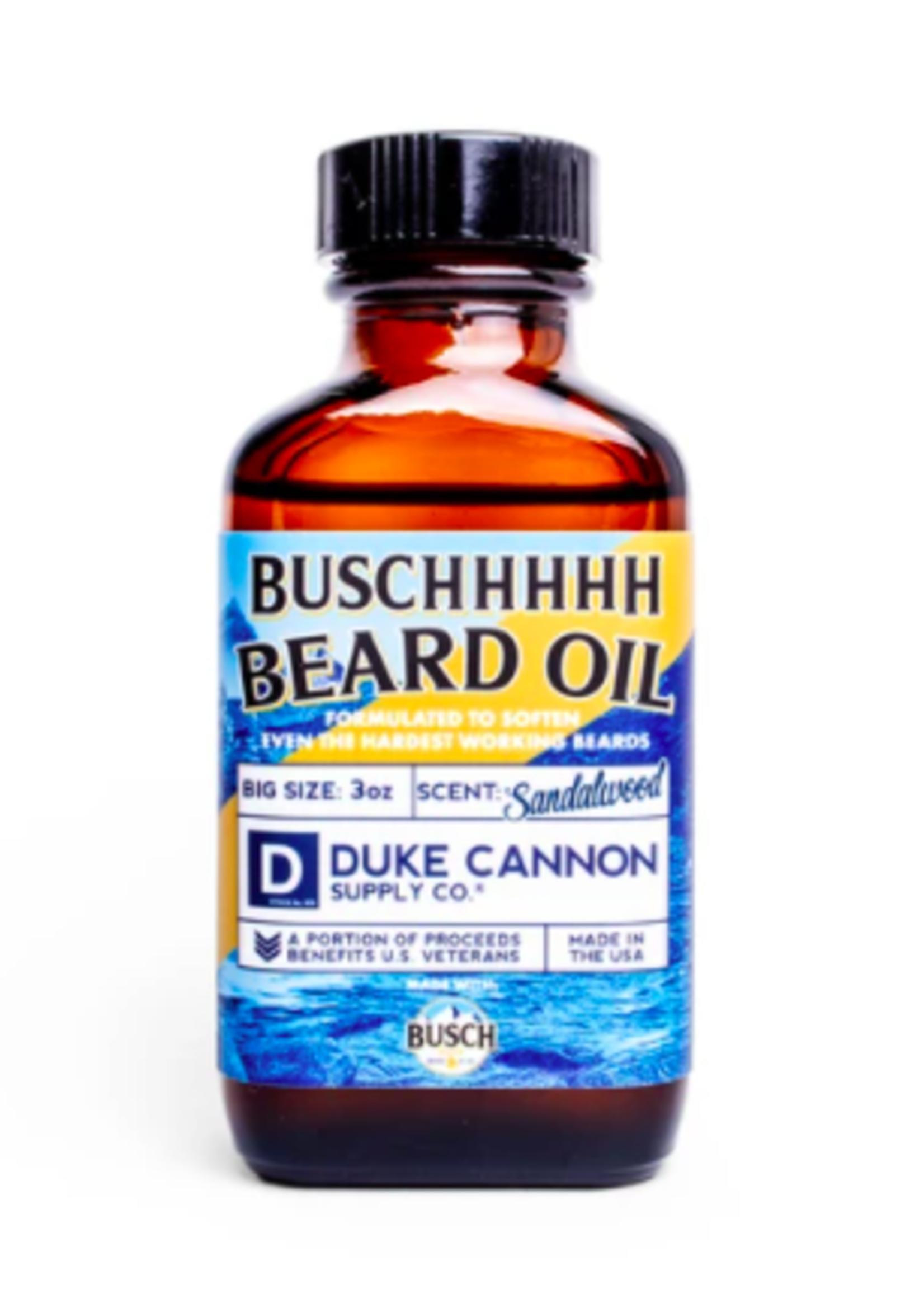 Busch Beard Oil