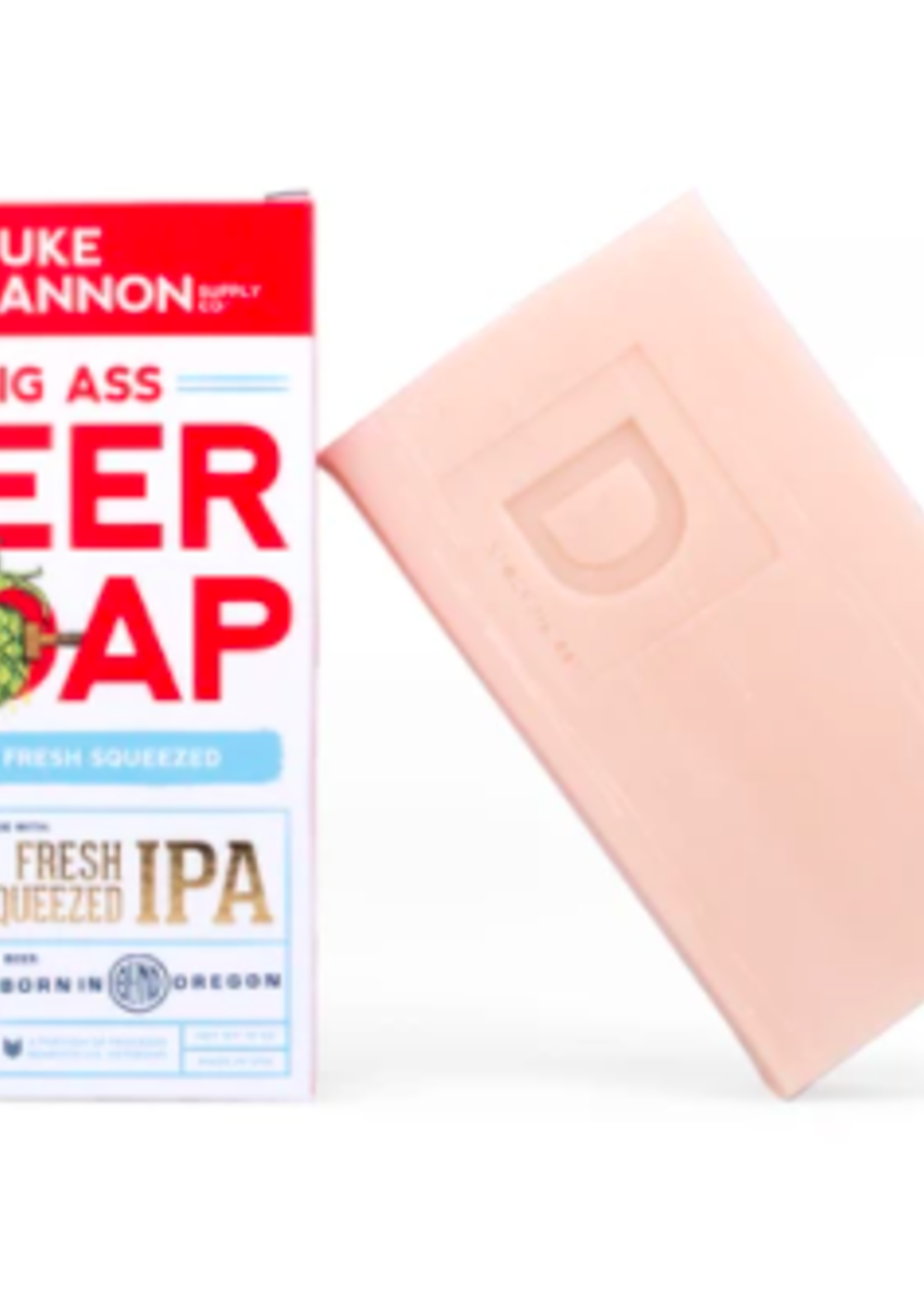 Big Ass Bear Soap Deschutes Fresh Squeezed IPA