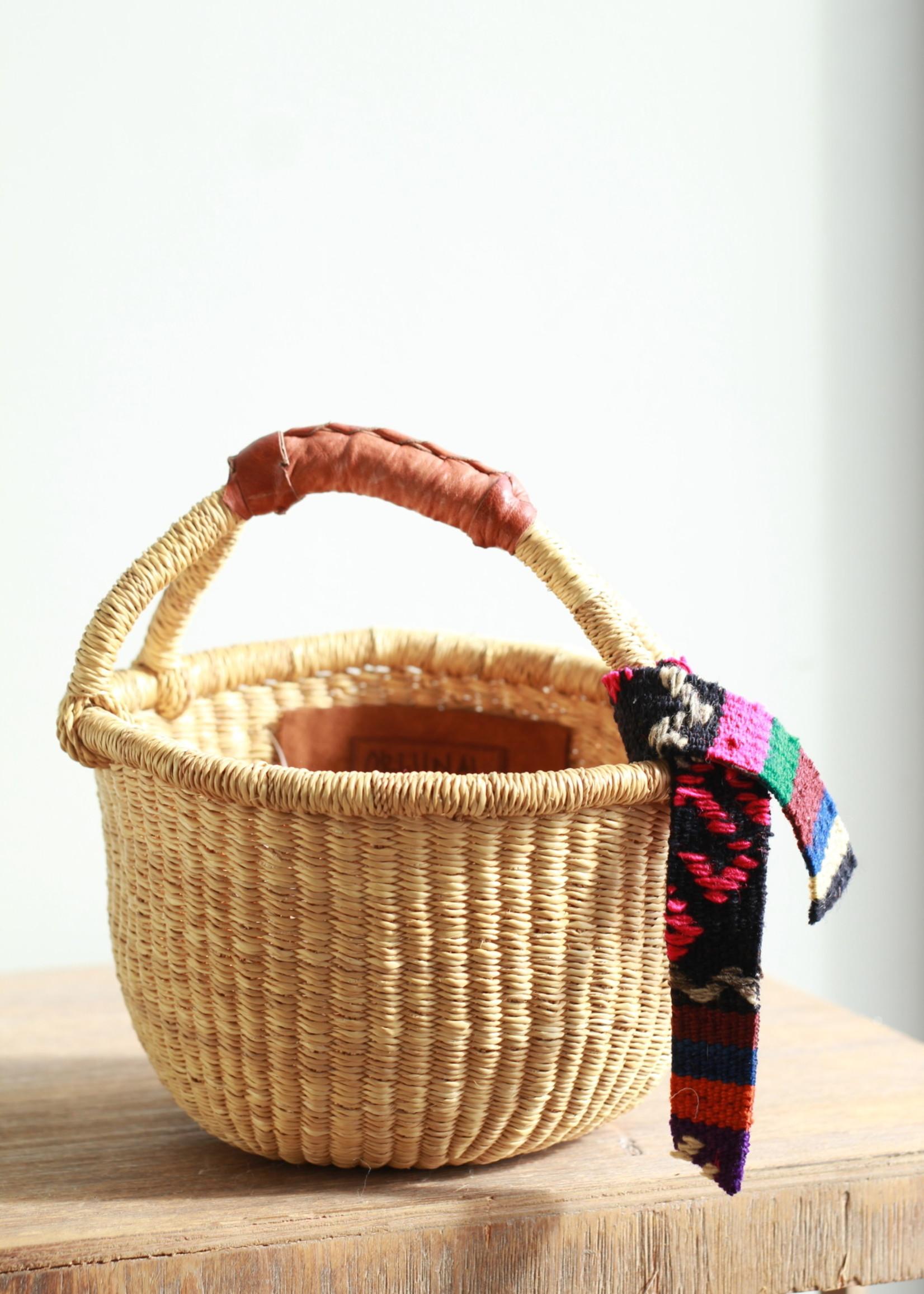 Orijinal Orijinal Round Basket II
