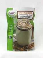 Cinnamon Coffee Cake Microwave Muffin