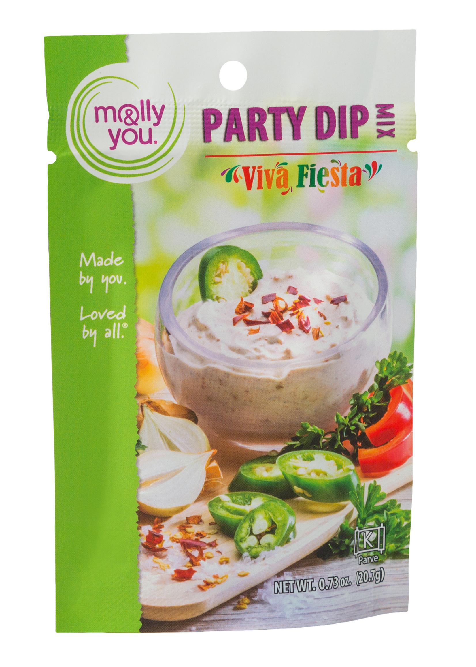 Viva Fiesta Dip Mix