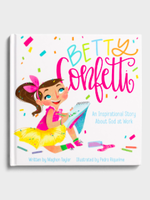 Betty Confetti Book
