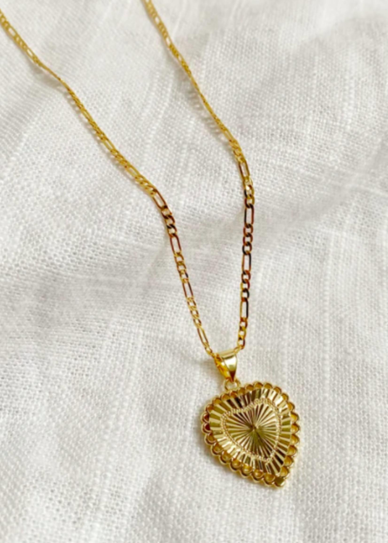 Bofemme Bofemme Te Amo Necklace