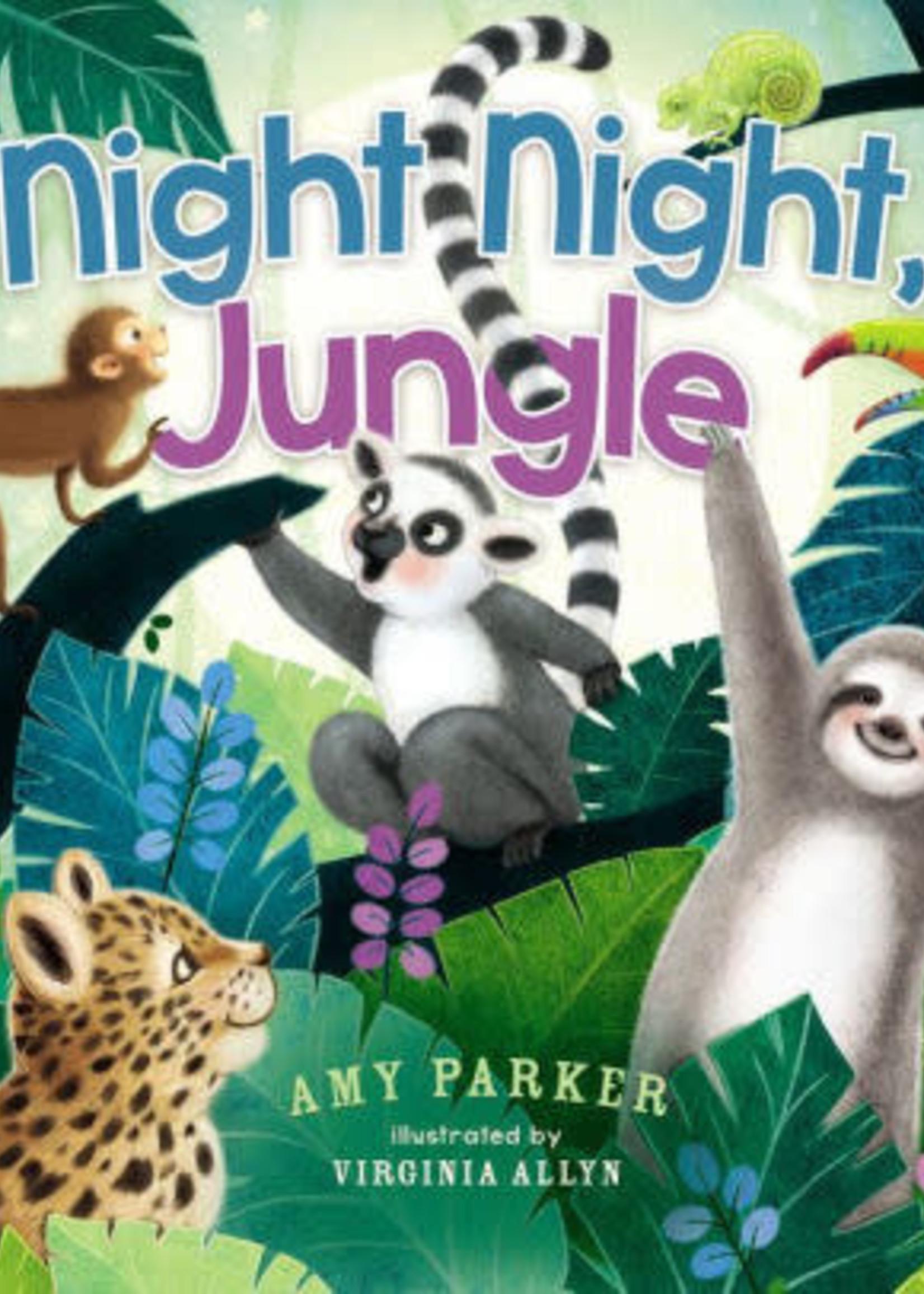 Night Night Jungle