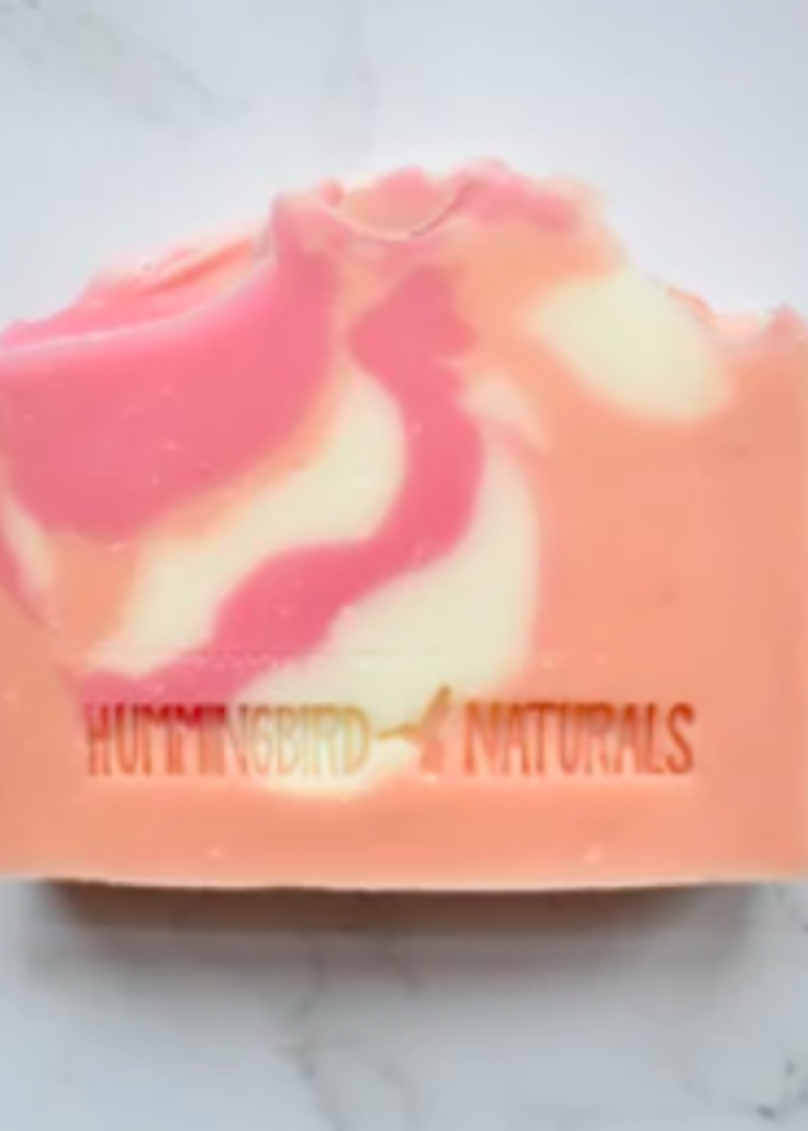 Hummingbird Naturals Pink Grapefruit Soap