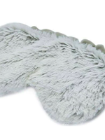 Warmies Eye Mask Gray Marshmellow