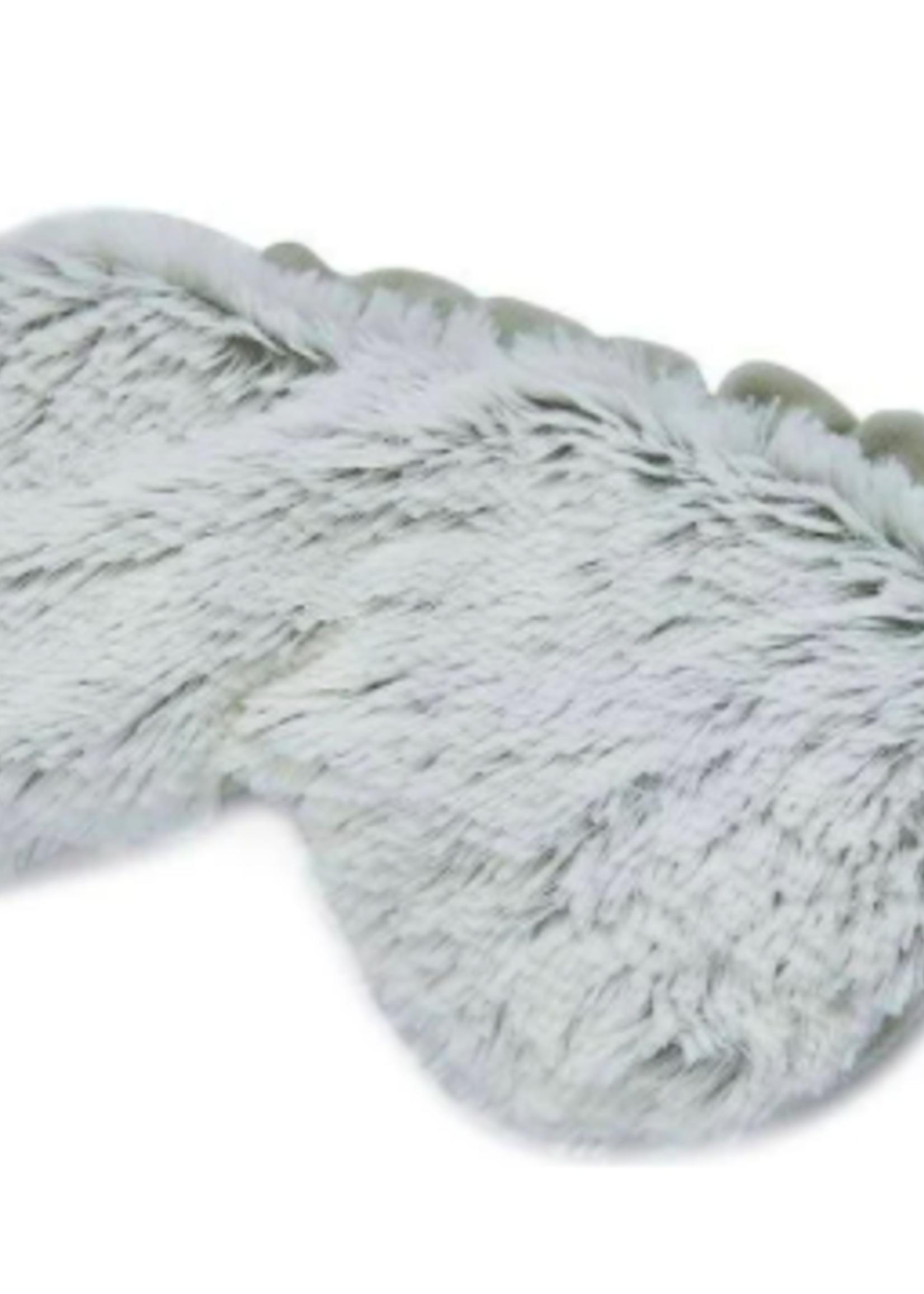 Warmies Eye Mask Gray Marshmellow