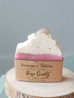 Hummingbird Naturals Rose Quartz Soap