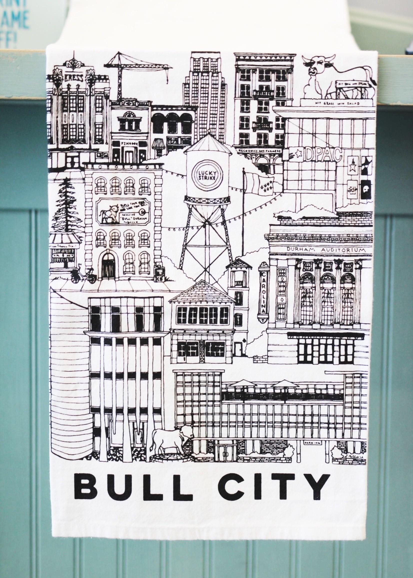 Paper Mill Creative Durham Tea Towel