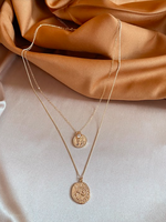 Bofemme Bofemme Coin Stack Necklace
