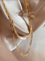 Bofemme Bofemme Raleigh Stack Necklace