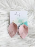 Erin McDermott Flutter Pink Earrings