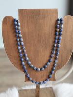 Erin McDermott Blue Lapis Necklace