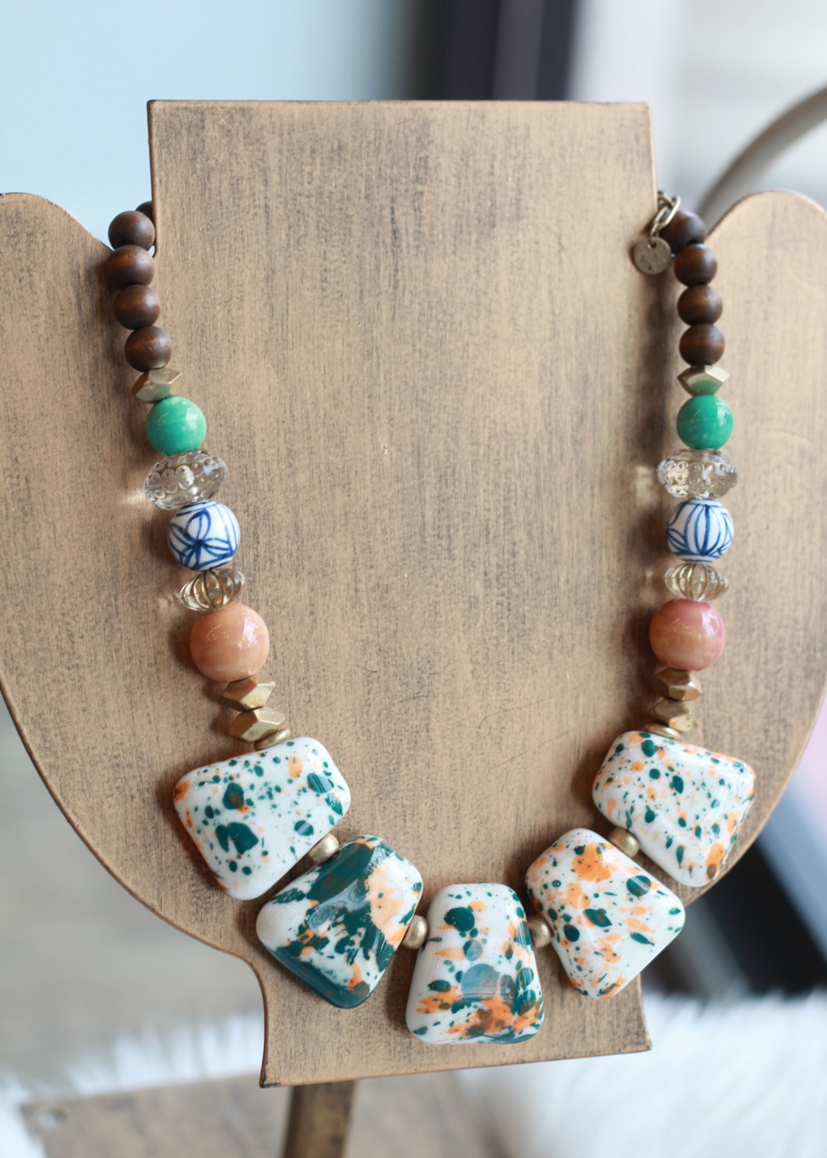 Erin McDermott Come Together Necklace