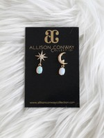 Allison Conway AC Opal Solstice Earrings