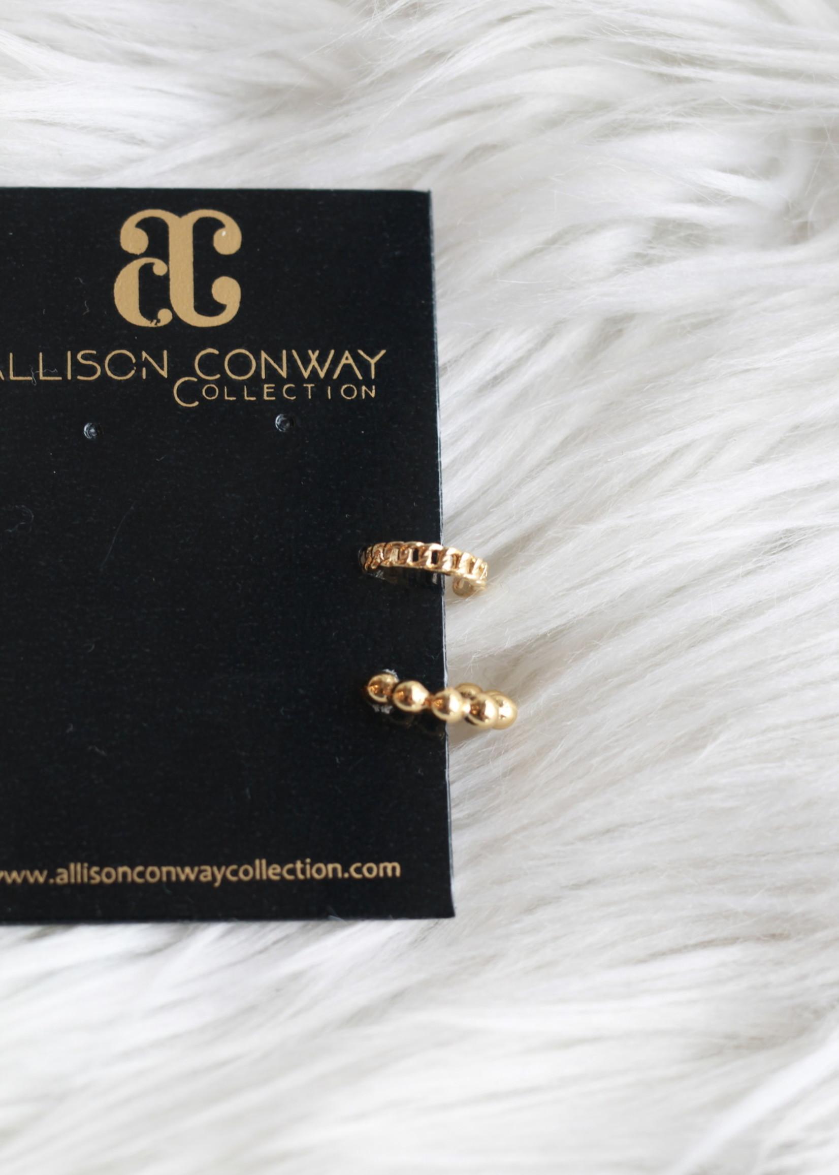 Allison Conway AC Ear Cuff I