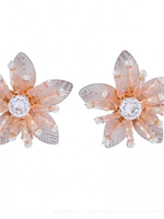 Smith & Co Trunk Show Shimmer Rose Stud