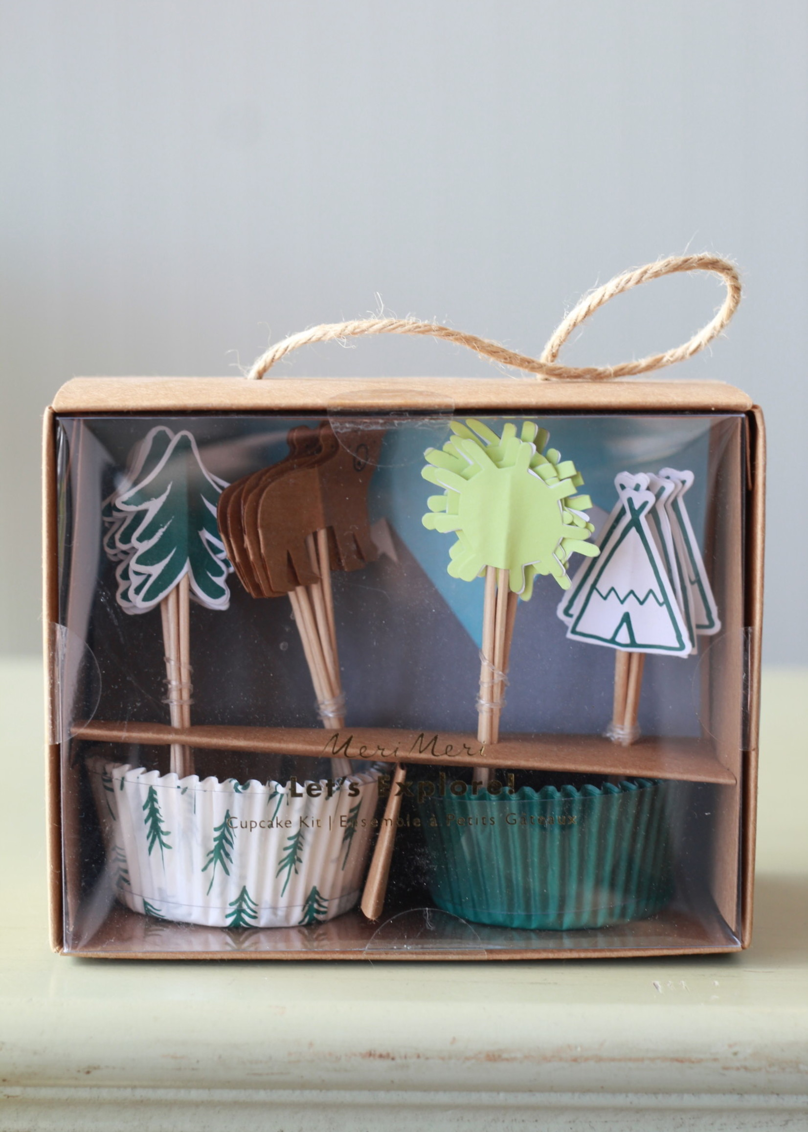Let's Explore Cupcake Kit