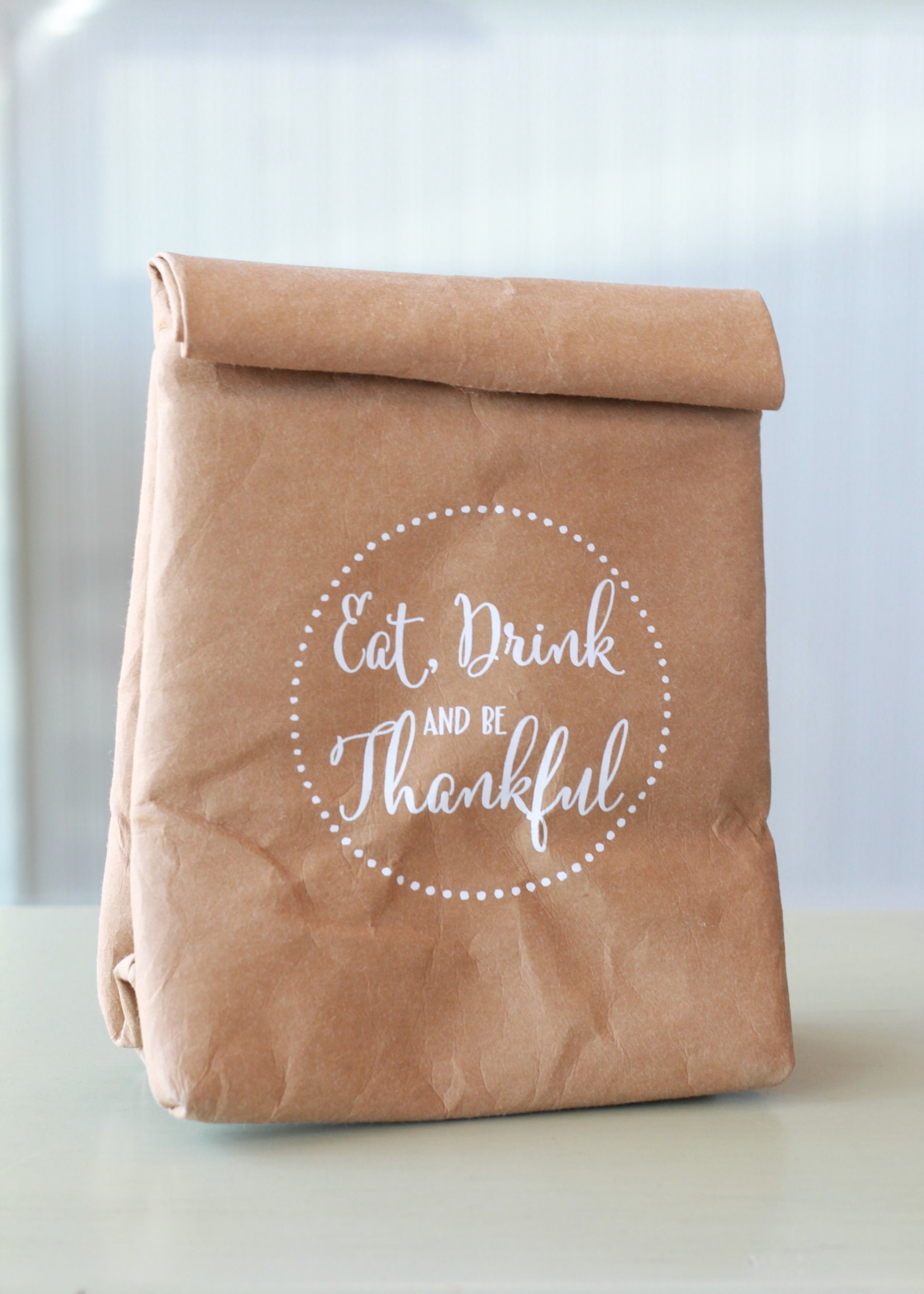 Be Thankful Lunch Box