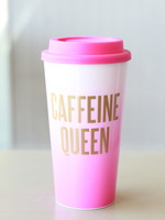 Caffeine Queen Tumbler