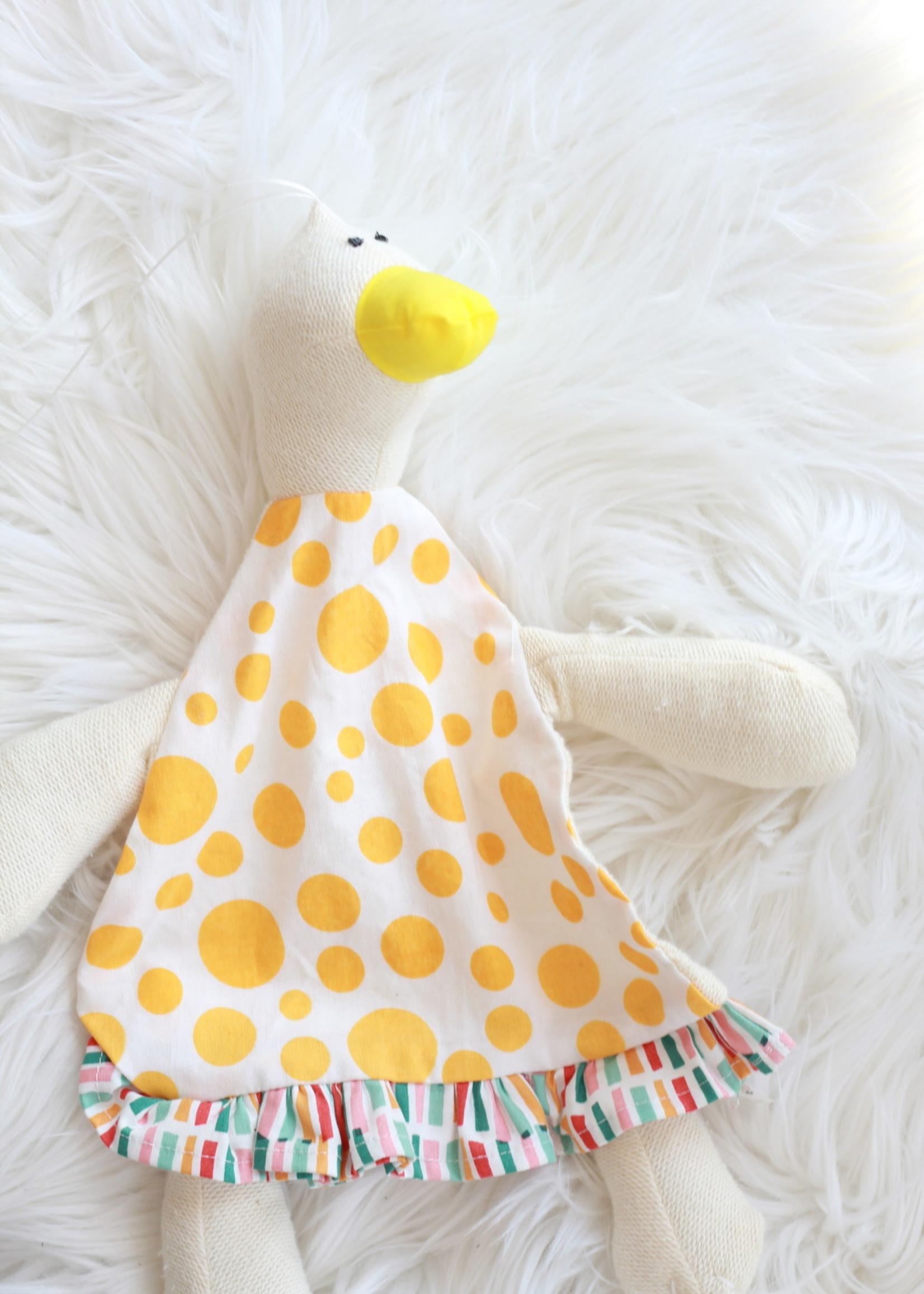 Quack Tag Along Blanket