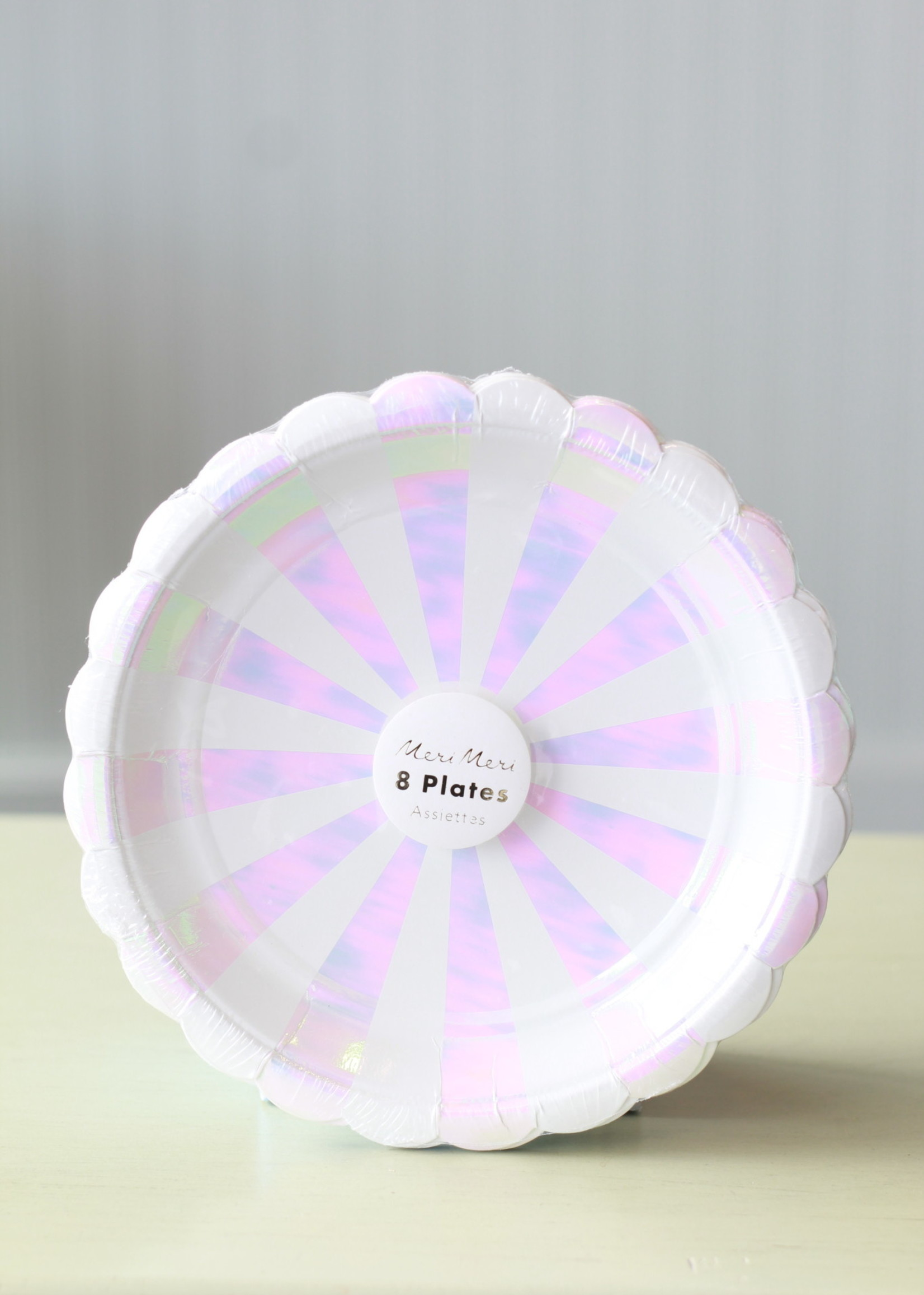 Iridescent Plate SM