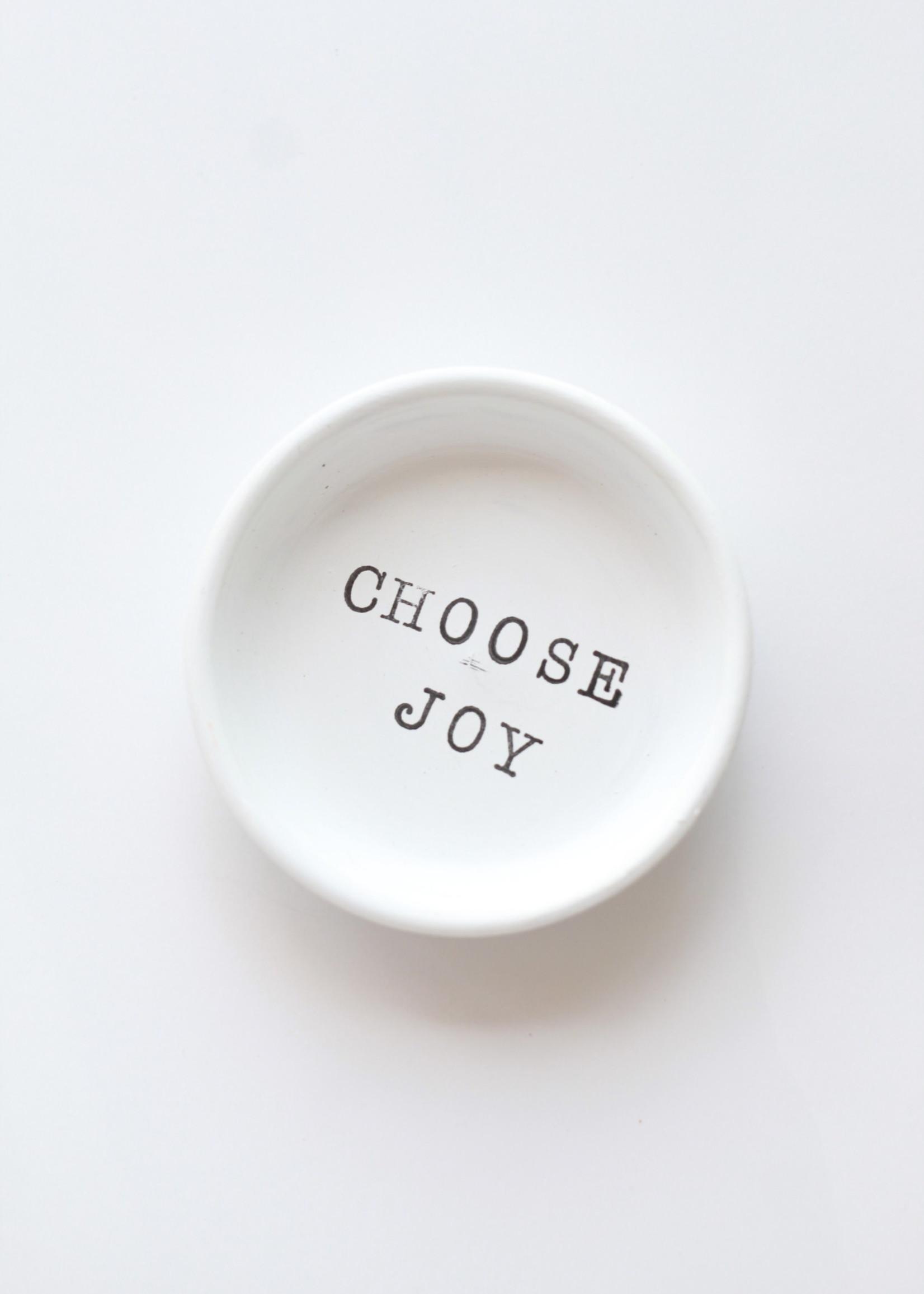Terracotta Gal Choose Joy Magnet