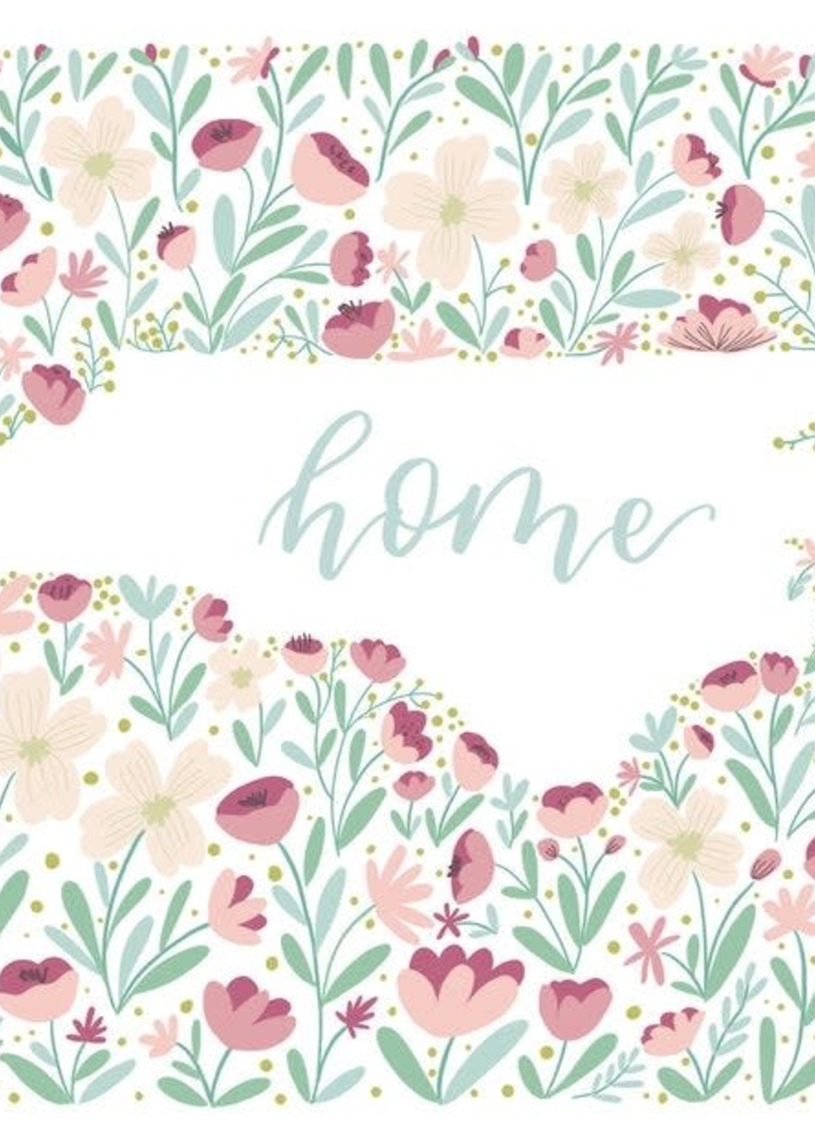 Happy Tines Happy Tines NC Home Print 5x7