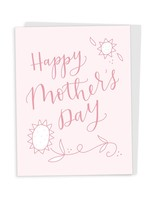 Happy Tines Sunflower Mother's Day Card