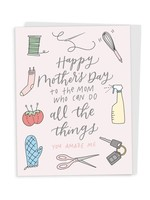 Happy Tines All Things Mother's Day Card