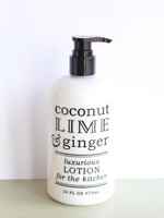 GBTC Coconut Lime & Ginger Lotion