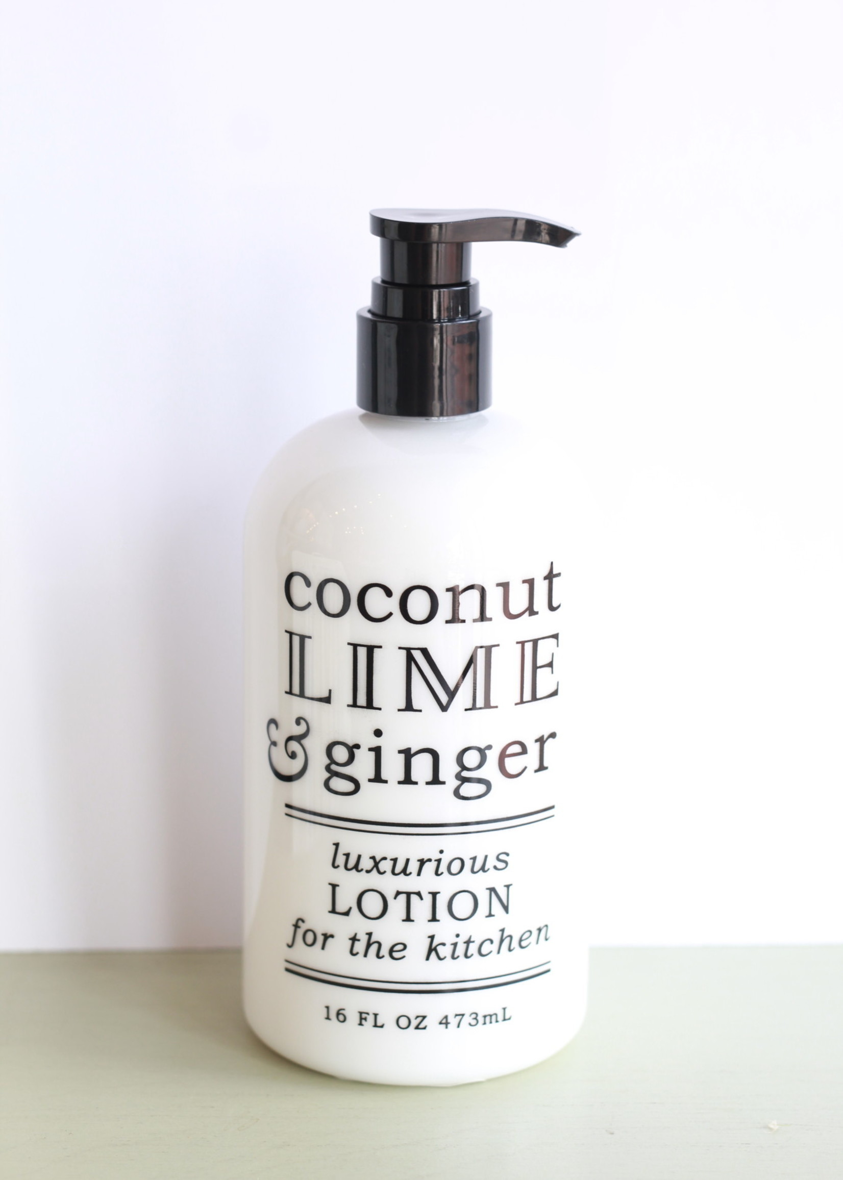 GBTC Coconut Lime & Ginger Lotion
