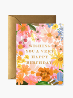 Marguerite Birthday Card